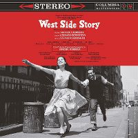 Cover Musical - West Side Story - Original Broadway Cast