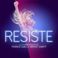 Cover Musical / France Gall & Bruck Dawit - Résiste