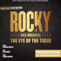 Cover Musical / Stephen Flaherty / Lynn Ahrens - Rocky - The Eye Of The Tiger