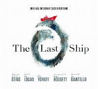 Cover Musical / Sting - The Last Ship (Original Broadway Cast Recording)
