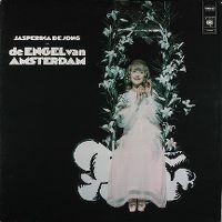 Cover Musical m.o.a. Jasperina de Jong, Leen Jongewaard, Lex Goudsmit - De engel van Amsterdam