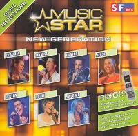 Cover MusicStar - New Generation
