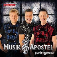 Cover MusikApostel - Punktgenau