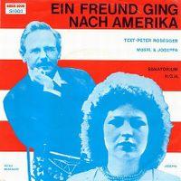 Cover Musyl und Joseppa - Ein Freund ging nach Amerika