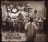 Cover My Chemical Romance - Welcome To The Black Parade
