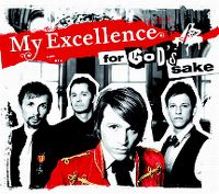 Cover My Excellence - For God's Sake