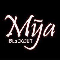 Cover Mýa - Black Out