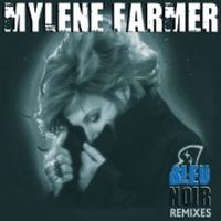 Cover Mylène Farmer - Bleu noir