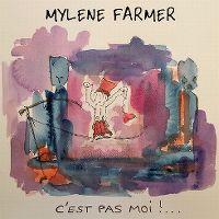 Cover Mylène Farmer - C'est pas moi