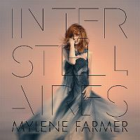 Cover Mylène Farmer - Interstellaires