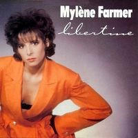 Cover Mylène Farmer - Libertine