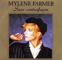 Cover Mylène Farmer - Sans contrefaçon