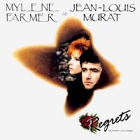 Cover Mylène Farmer & Jean-Louis Murat - Regrets
