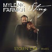 Cover Mylène Farmer & Sting - Stolen Car (Remixes)