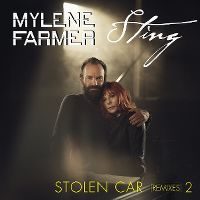 Cover Mylène Farmer & Sting - Stolen Car (Remixes 2)