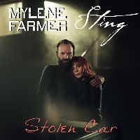 Cover Mylène Farmer & Sting - Stolen Car