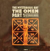 Cover Mysterious Art - Das Omen (Teil 1)