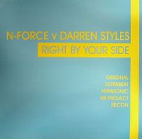 Cover N-Force vs. Darren Styles - Right By Your Side