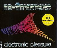 Cover N-Trance - Electronic Pleasure