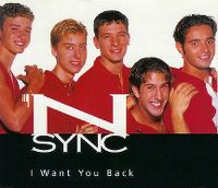 Cover 'N Sync - I Want You Back