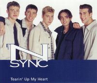 Cover 'N Sync - Tearin' Up My Heart
