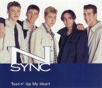 Cover 'N Sync - Tearin' Up My Heart