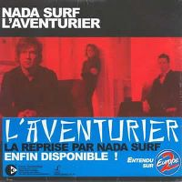 Cover Nada Surf - L'aventurier