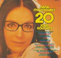 Cover Nana Mouskouri - 20 Solid Gold Hits