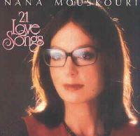 Cover Nana Mouskouri - 21 Love Songs