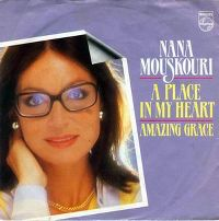 Cover Nana Mouskouri - A Place In My Heart