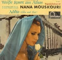 Cover Nana Mouskouri - Addio (Ebbe und Flut)