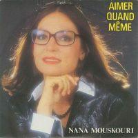 Cover Nana Mouskouri - Aimer quand même