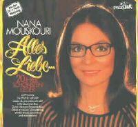 Cover Nana Mouskouri - Alles Liebe... 20 ihrer schönsten Lieder