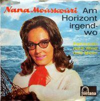 Cover Nana Mouskouri - Am Horizont irgendwo