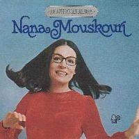 Cover Nana Mouskouri - An American Album