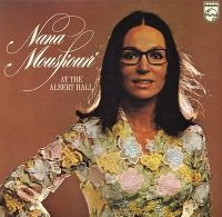 Cover Nana Mouskouri - At The Albert Hall