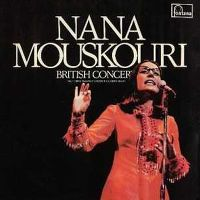 Cover Nana Mouskouri - British Concert