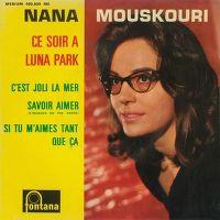 Cover Nana Mouskouri - Ce soir à Luna Park