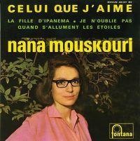 Cover Nana Mouskouri - Celui que j'aime