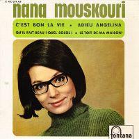 Cover Nana Mouskouri - C'est bon la vie