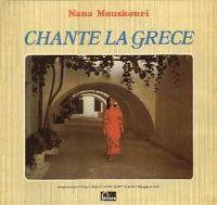 Cover Nana Mouskouri - Chante la Grèce