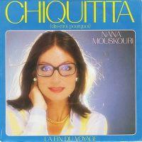 Cover Nana Mouskouri - Chiquitita (Dis-moi pourquoi)
