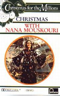 Cover Nana Mouskouri - Christmas With...