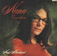 Cover Nana Mouskouri - Come With Me