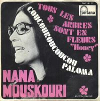 Cover Nana Mouskouri - Coucourroucoucou paloma