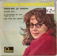 Cover Nana Mouskouri - Crois-moi ça durera