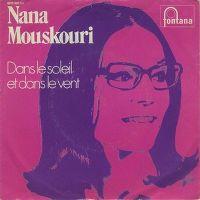 Cover Nana Mouskouri - Dans le soleil et dans le vent