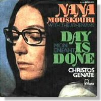 Cover Nana Mouskouri - Day Is Done