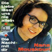 Cover Nana Mouskouri - Die Liebe lässt uns nie allein