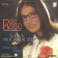 Cover Nana Mouskouri - Die Rose
